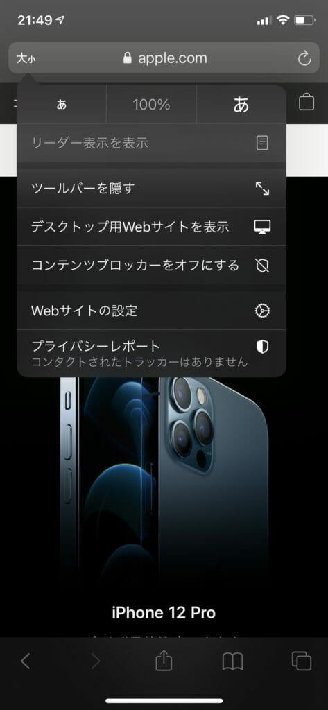 iOS14 Safari01
