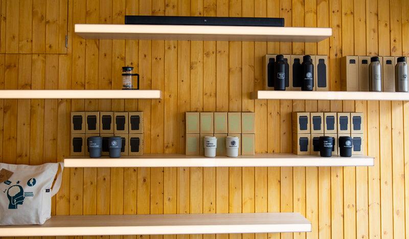 UNI COFFEE ROASTERY shop